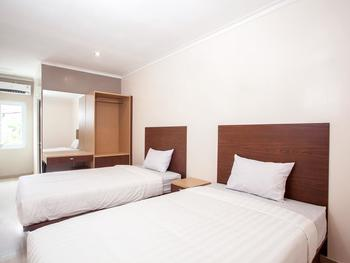LG Residence Surabaya - Standard Twin Regular Plan