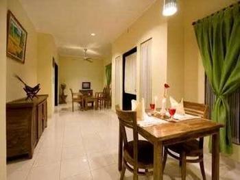 Green Villas Bali - Villa Two Bedroom Regular Plan