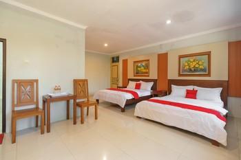 RedDoorz Resort Premium @ Sangkan Hurip Kuningan Kuningan - RedDoorz Premium Room Regular Plan