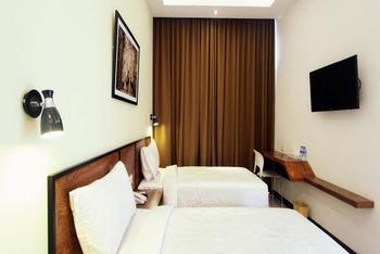 Hotel Zia Shiro I Shika  Jakarta - Joy Room Regular Plan