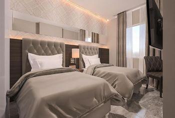 Opa Hotel Palembang Palembang - Deluxe Twin Room Only Regular Plan