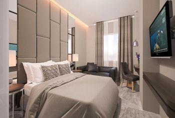 Opa Hotel Palembang Palembang - Deluxe Double Room Only Regular Plan