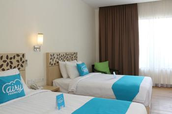 Airy Kuta Karang Tenget 15 Bali - Superior Twin Room Only Regular Plan