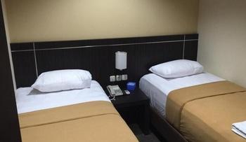 Hotel Fiducia Pondok Gede Jakarta - Deluxe Twin Regular Plan