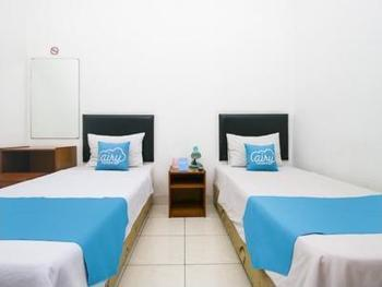 Airy Eco Pasteur Sarirasa 2A Bandung - Standard Twin Room With Breakfast Special Promo Mar 5