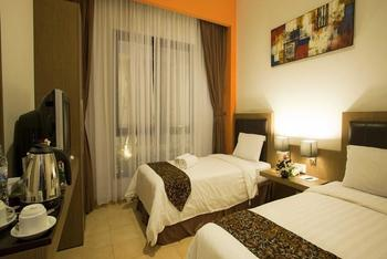 Hotel Jentra Malioboro - Superior - Room Only Regular Plan