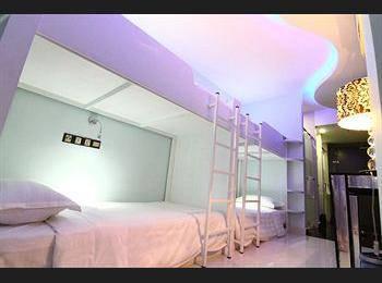 Grand Mountbatten Boutique Hotel Kuala Lumpur - Shared Dormitory, Multiple Beds(Dorm 4) Regular Plan