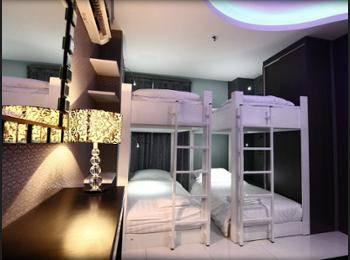 Grand Mountbatten Boutique Hotel Kuala Lumpur - Standard Shared Dormitory, Multiple Beds,NON Smoking(Dorm 6) Regular Plan