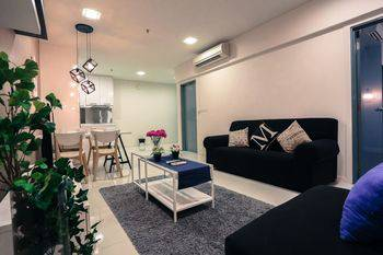 Mercu Summer Suite KLCC @ Penguin Homes - 2 Bedroom Suite Hemat 25%