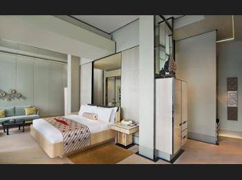 Keraton at The Plaza Jakarta - Kamar Deluks (Grand Deluxe) Regular Plan
