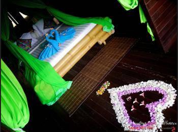 Capung Sakti Villas â?? By Fair Future Foundation Bali - Cottage Panorama, 1 Tempat Tidur King, akses ke kolam renang, pemandangan lembah Regular Plan