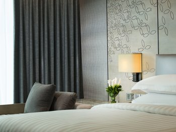 Yogyakarta Marriott Hotel Depok - Club Room, 2 Double Beds, Business Lounge Access Regular Plan
