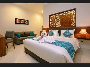 Mahana Boutique Apartment Bali - Deluxe Room, Pool View Regular Plan