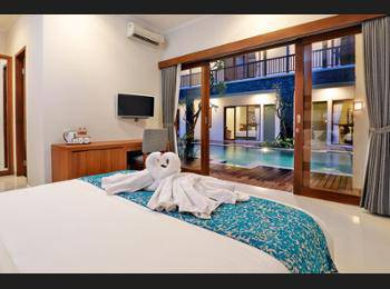 Mahana Boutique Apartment Bali - Executive Room, Pool View Regular Plan