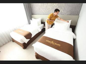 Midtown Hotel Samarinda - Superior Twin Room Regular Plan