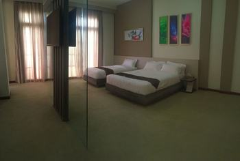 Green Rose Hotel Batam - Exclusive Suite Regular Plan