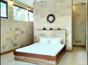 Luxury Kasava2 Ubud Bali - Luxury Suite, 2 Bedrooms Regular Plan