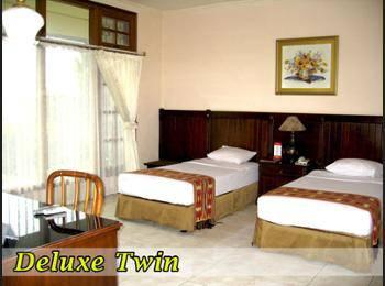 Pondok Serrata Convention, Boutique & Tourist Hotel Semarang - Deluxe Twin Room Regular Plan