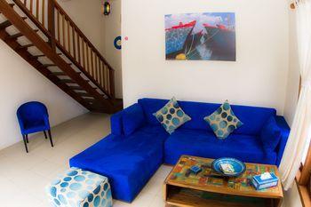 The Palms Ceningan Hotel Bali - Superior Bungalow, Sea View Regular Plan