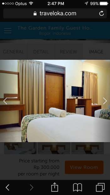 The Garden Family Guest House Bogor - Superior Room, Multiple Bedrooms, Accessible Regular Plan