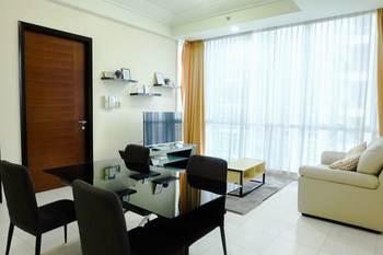 2 Bedroom Luxury The Peak Apartment By Travelio Bandung - Apartment, 2 Bedrooms Hemat 63%
