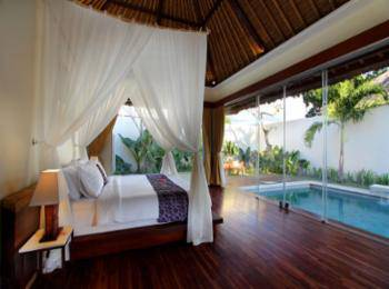 Le Nixsun Villa & Spa Bali - Deluxe Villa, 2 Bedrooms, Pool View Hemat 15%