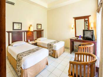 Besakih Beach Hotel Bali - Standard Room (Double/Twin) Regular Plan