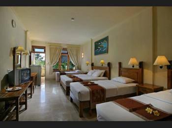 Febri's Hotel & Spa Bali - Kamar Keluarga (Family Quintet) Regular Plan