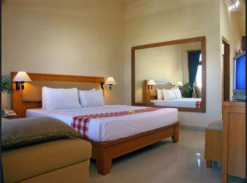 Febri's Hotel & Spa Bali - Superior Room, 1 King Bed Regular Plan