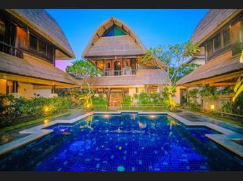 Radiant Jepun Villa