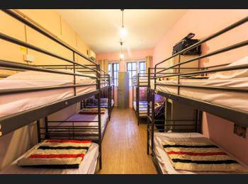 The Hive Singapore Hostel Singapore - 2 Beds in 10 Beds Mixed Dorm Regular Plan