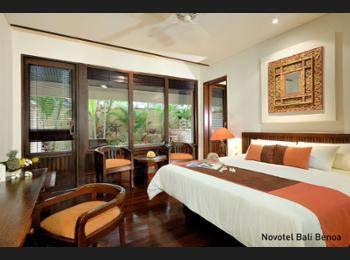Novotel Bali Benoa - Kamar, 2 Tempat Tidur Twin, teras Regular Plan