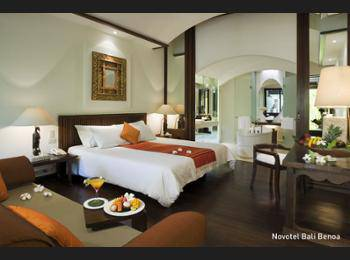 Novotel Bali Benoa - Room (Tropical,1 King Bed, Beach Wing) Regular Plan