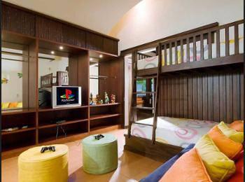 Novotel Bali Benoa - Kamar Keluarga, 1 Tempat Tidur King dengan tempat tidur Sofa (Beach Wing) Regular Plan
