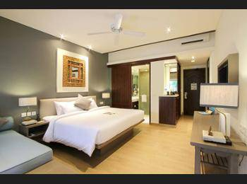 Novotel Bali Benoa - Deluxe Room (1 King Bed, Pool Side, Garden Wing) Regular Plan