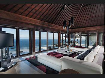 The Edge Bali - Villa, 5 Bedrooms, Private Pool, Ocean View (The View)