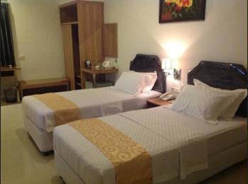 Hotel Pacific Makassar Makassar - Kamar Deluks Regular Plan