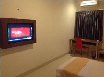 Hotel Pacific Makassar Makassar - Kamar Standar Regular Plan