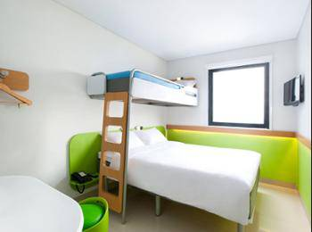 Ibis Budget Daan Mogot Jakarta - Kamar Standar (and 1 Bunk Bed) Regular Plan
