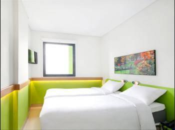 Ibis Budget Daan Mogot Jakarta - Standard Twin Room Regular Plan