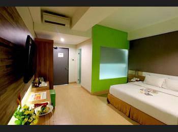 Hotel Dafam Fortuna Seturan - Kamar Deluks Regular Plan
