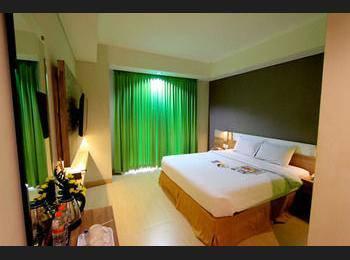 Hotel Dafam Fortuna Seturan - Kamar Superior Regular Plan