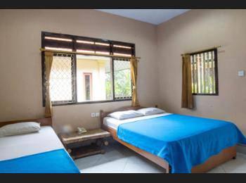 Lusa Hotel Bali - Standard Room with Fan Hemat 50%