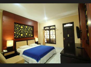 Lusa Hotel Bali - Superior Room Hemat 50%
