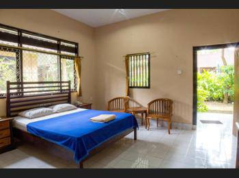 Lusa Hotel Bali - Standard Room with AC Hemat 50%