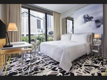 JW Marriott Hotel Singapore South Beach - Studio Room Regular Plan