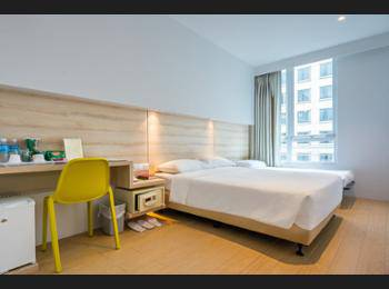 Summer View Hotel Singapore - Deluxe Triple Room Regular Plan