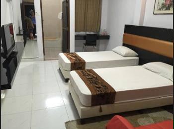 Lai Ming Hotel Cosmoland - Standard Twin Room Hemat 15%