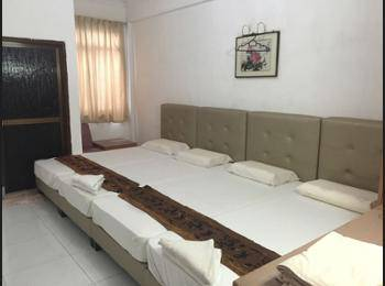 Lai Ming Hotel Cosmoland - Family Quadruple Room, Accessible, City View Hemat 15%
