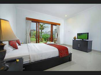The Brothers Villas Padang Padang Bali - Bungalow Double with Terrace, Garden View Regular Plan